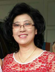 Ketua Matakin PRovinsi DKI Jakarta - JS. Liem Liliany Lontoh