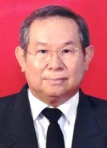 Pdt. Liem Wira Wijaya - Ketua WALUBI Provinsi DKI Jakarta