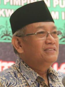KH. Ahmad Syafii Mufid - Ketua FKUB Provinsi DKI Jakarta