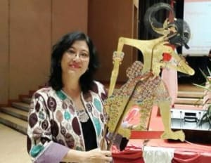 Js. Liem Liliany Lontoh - Ketua Matakin Provinsi DKI Jakarta