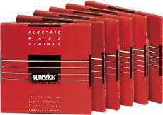 Warwick Red Strings Steel 4 M