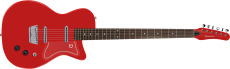 Danelectro 56 Single Cutaway Baritone Red