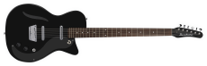 Danelectro 56 Single Cutaway Vintage Baritone Black