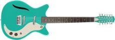Danelectro Vintage 12-string Guitar Dark Aqua
