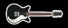 Danelectro 59X 12-string Guitar Black