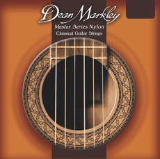 Dean Markley Classic  Master Series Nylon Hard Tension 28-44