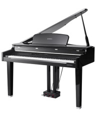 Kurzweil CGP220W Digital Concert Grand Piano Ebony Polish