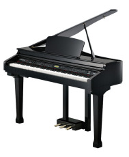 Kurzweil KAG100 Digital Grand Piano Ebony Polish