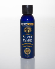 Music Nomad Silver Polish for Silver & Silver Plating