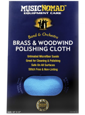 Music Nomad Brass & Woodwind Untreated Cloth
