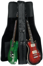 RockBag Premium Line Double Gig Bag for 2 Electric Guitars