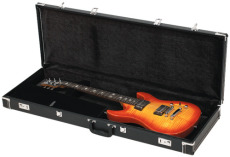 RockCase Standard Hardshell Case Electric Guitar black Tolex