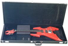 RockCase Standard Hardshell Case BC Rich Beast JR V black Tolex