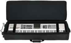 RockCase Deluxe Line Soft Light Case Keyboard 130 x 38 x 15 cm