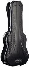 RockCase Premium ABS Case Classical Guitar curved black
