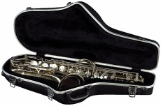 RockCase ABS Case Tenor Saxophone with outside Pocket