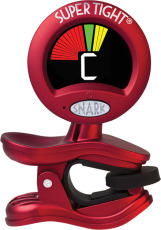 SNARK® Clip-On Chromatic All instrument Tuner (Red)