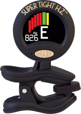 SNARK® Clip-On All instrument Tuner m/Hertz Tuning (Black)