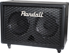 Randall Diavlo RD212-D with Celestion Vintage 30 Speakers 120w