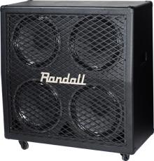 Randall Diavlo 4x12 Slanted Speaker Cabinet 320w 8ohm mono/16ohm stereo