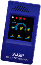 SNARK® Touch Metronome