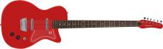 Danelectro 56 Single Cutaway Baritone Red