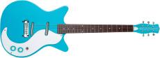 Danelectro 59 M NOS Plus Guitar Light Blue