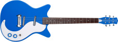 Danelectro 59 M NOS Plus Guitar Dark Blue