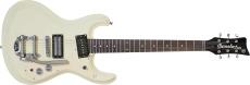Danelectro 64 Guitar Vintage White