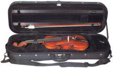 Rockbag Precieux Deluxe Line 1/2 Violin Soft Light Case