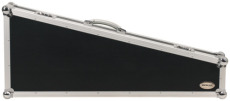RockCase Flightcase Single Cut Style Guitar Black
