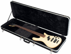 RockCase Standard ABS Case Electric Bass rectangular black