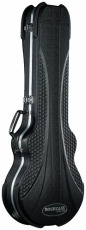 RockCase ABS Premium LP Style Electric Guitar curved black