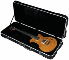 RockCase ABS Premium Electric Guitar rectangular black