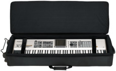 RockCase Deluxe Line Soft Light Case Keyboard 130 x 38 x 15 cm
