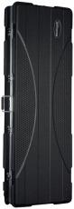 RockCase Premium ABS Case Keyboard extra large black 149 x 45 x 20 cm