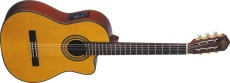 Oscar Schmidt Klassisk Gitarr m/Pickup Gran/Sapele Natur