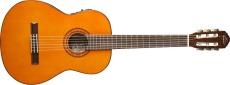 Oscar Schmidt Klassisk Gitarr Gran/Catalpa m/Pickup Natur