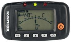 RockTuner Clamp Tuner <br> Metronome + Calibration Function <br>