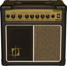 Randall Nuno Bettencourt 15w Combo, 2-channel