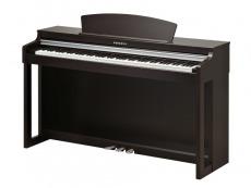 Kurzweil MP120 Digital Piano Mahogany finish