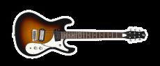 Danelectro 64 XT Guitar 3-Tone Sunburst