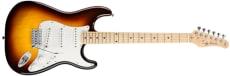 Jay Turser Gitarr Double Cut. Classic Style, Maple FB, 3SC, Tobacco Sbst