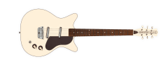 Danelectro 59 Divine Guitar Fresh Cream