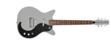 Danelectro 59 M NOS Plus Guitar Ice Grey