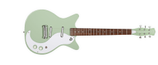Danelectro 59 M NOS Plus Guitar Keen Green