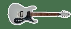 Danelectro 64 XT Guitar Ice Grey / Marble