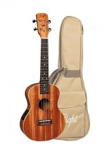 Flight Tenor Ukulele Mahogny m/Pickup & bag