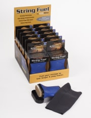 Music Nomad String Fuel - Cleaner & Lubricant 12pcs Display kit