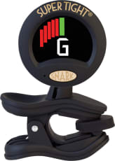 SNARK® Clip-On Super Tight All instrument Tuner (Black)